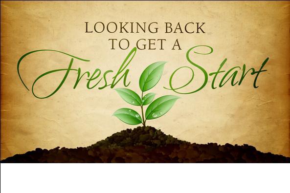 Series: <span>Looking Back to Get a Fresh Start</span>